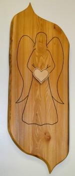 Obraz anděla - Charita sv. Alexandra