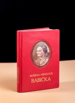 Kniha Babička