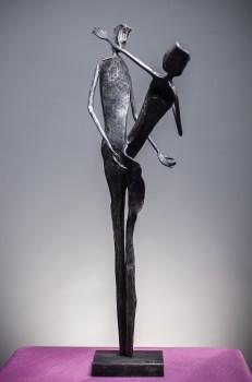 Autorská socha