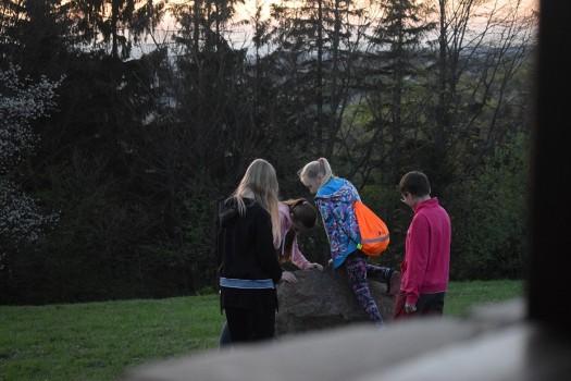 I autista může být turista, aneb hurá pod stany