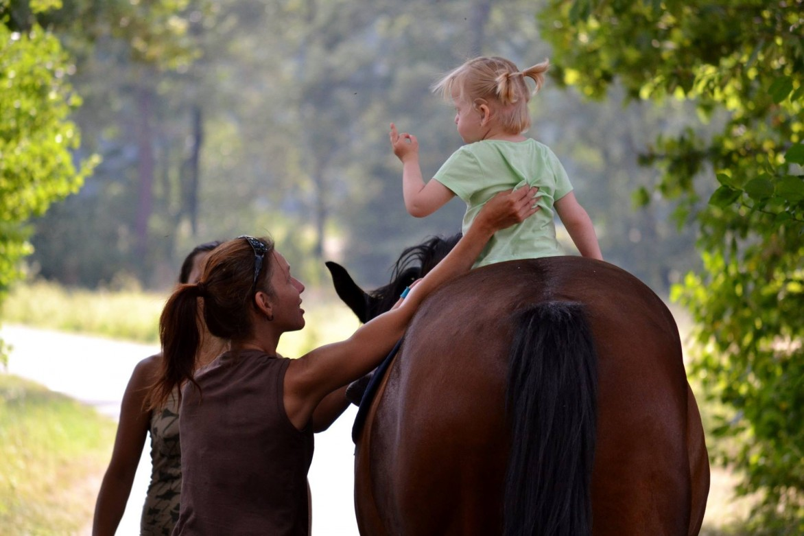 Oáza pro lidi a koně /2020